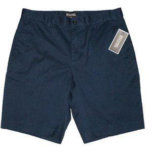 NWT Michael Kors Men's Flat Front Walking Shorts